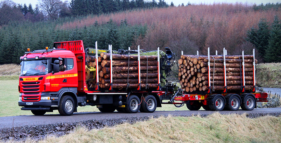 Timber Haulage Archives John Miller Limited